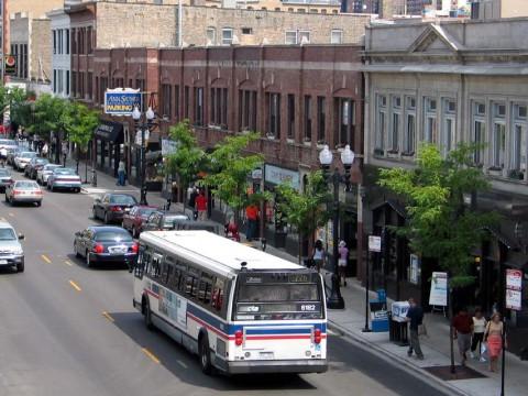 Bustalk U S Surface Transportation Galleries Chicago