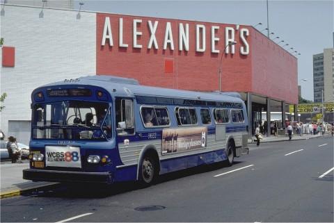 Bustalk u s surface transportation galleries flxible for Alexander s mural paramus