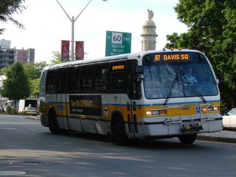 BusTalk U S  Surface Transportation Galleries - MBTA - GMC, TMC