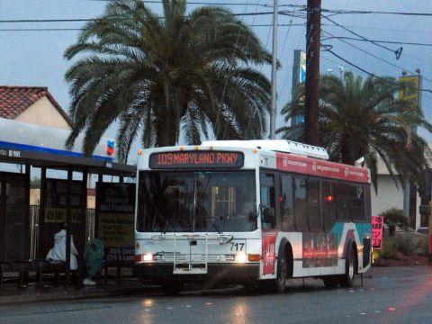 public transport las vegas