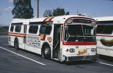 BusTalk U S  Surface Transportation Galleries - Tuscon Rapid Transit