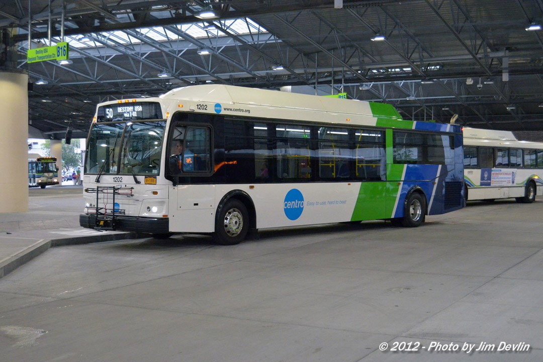 BusTalk :: View topic - Centro's 2012 bus order from Orion